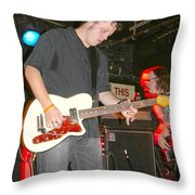 Jason Isbell Throw Pillow