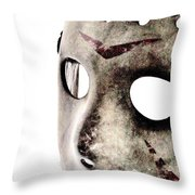 Jason's Phone Throw Pillow