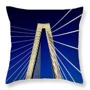 Jazz Of Charleston  Throw Pillow