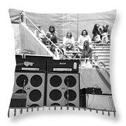 Jb #10 Throw Pillow