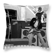 Jb #12 Throw Pillow