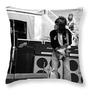 Jb #14 Throw Pillow
