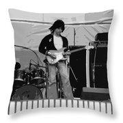 Jb #15 Enhanced Throw Pillow