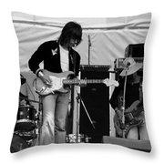Jb #28 Throw Pillow