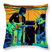 Jb #28 Enhanced Throw Pillow