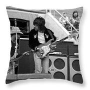 Jb #30 Throw Pillow