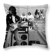 Jb #33 Throw Pillow