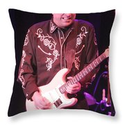 Jeff Pitchell Throw Pillow