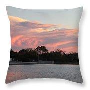 Jefferson Landscape0201 Throw Pillow