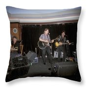Jefferson Starship Throw Pillow