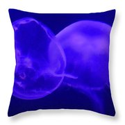 Jelly Two Throw Pillow