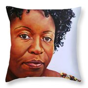 Jemina Throw Pillow