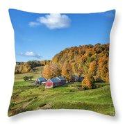Jenne Farm Throw Pillow