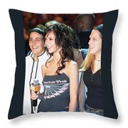 Jennifer Love Hewitt Throw Pillow