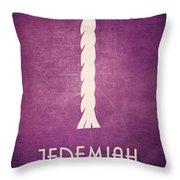 Jeremiah Throw Pillow