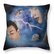 Jeremiah One Five Throw Pillow