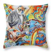 Jerome 8 Throw Pillow