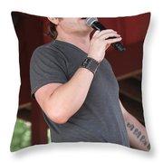 Jerrod Niemann Throw Pillow