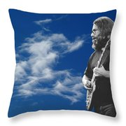 Jerry And The Dancing Cloud Throw Pillow