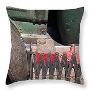 Jerry Cans Throw Pillow