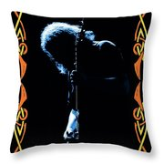 J G In Cheney 5 Throw Pillow