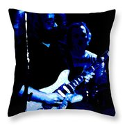 Jerry Rocks 2 Throw Pillow