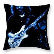 Jerry Rocks Throw Pillow