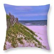 Jersey Shore 11 Throw Pillow