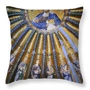 Jesus And His Peeps Throw Pillow