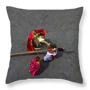 Jesus Died For Us Iv Throw Pillow