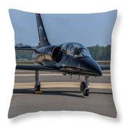 Jet Throw Pillow