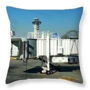 Jetway Seventy-three Throw Pillow