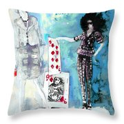Jeux De Seduction In Dublin 02 Throw Pillow