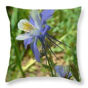 Jewel In The Glade 2 Throw Pillow