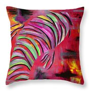 Jewel Of The Orient #3 Throw Pillow