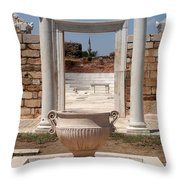 Jewish And Islamic Throw Pillow