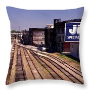 Jfg Special Throw Pillow