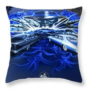 Joe-562 Throw Pillow by Ian  Ramsay