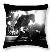 Joeperry-gp03 Throw Pillow