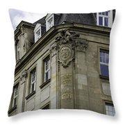 Johann Maria Farina Factory Cologne Germany Throw Pillow