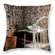 Johl House Throw Pillow