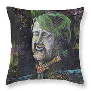 'john Bell' Throw Pillow