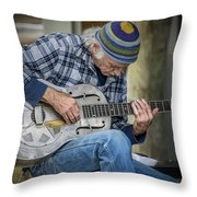 John Decker Throw Pillow
