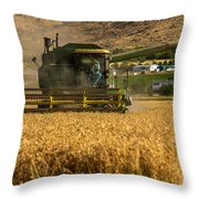 John Deer Throw Pillow