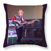 John Entwistle The Who Throw Pillow
