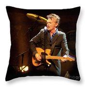 John Mellencamp 464 Throw Pillow