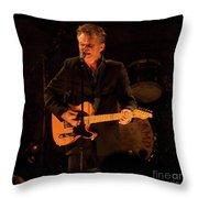John Mellencamp 516 Throw Pillow