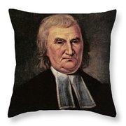 John Witherspoon (1723-1794) Throw Pillow