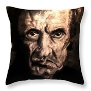 Johnny Throw Pillow