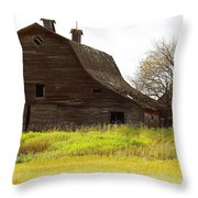Join Me Again  Throw Pillow